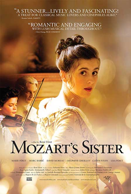 MOZART'S SSISTER
